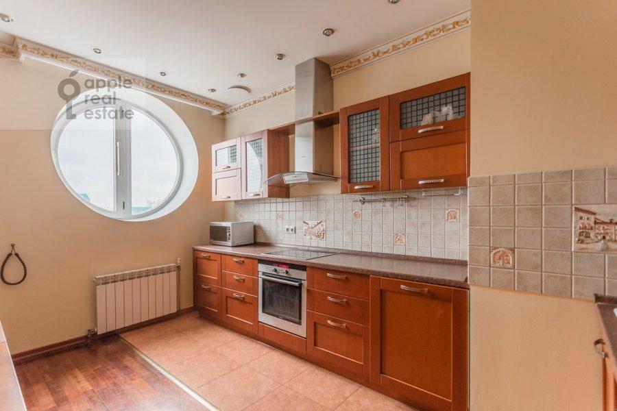 Кухня в 3-комнатной квартире по адресу Минская ул. 1г