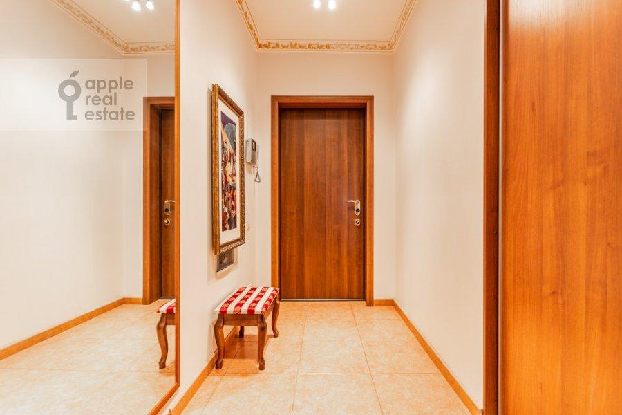 Коридор в 3-комнатной квартире по адресу Минская ул. 1г