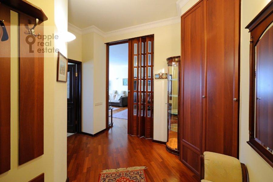 Коридор в 4-комнатной квартире по адресу Тверской бульв. 16с5