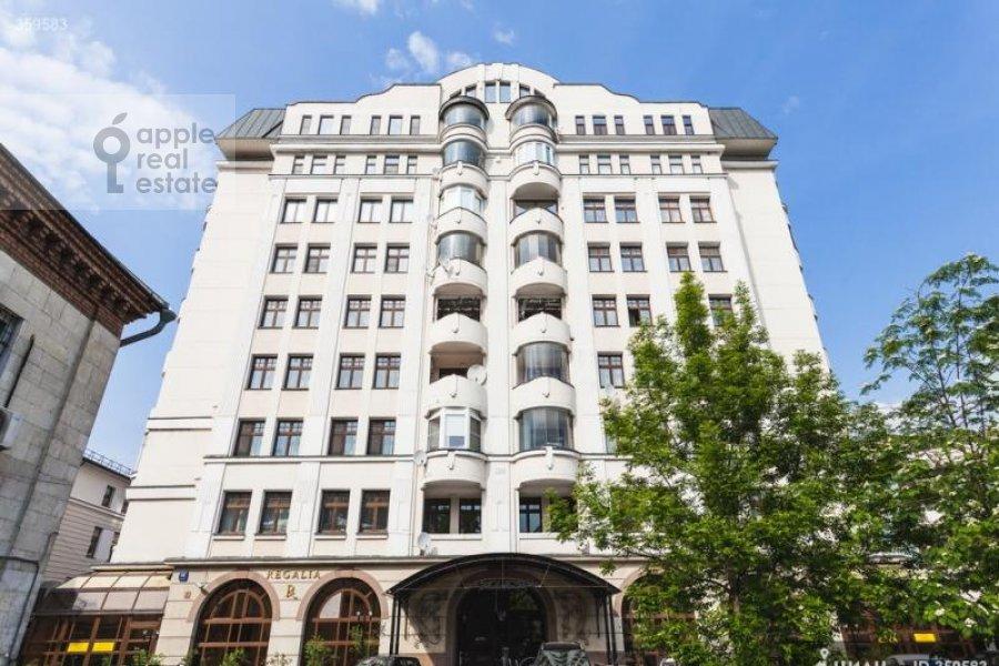 Фото дома 4-комнатной квартиры по адресу Тверской бульв. 16с5