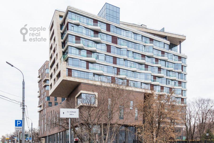 Фото дома 4-комнатной квартиры по адресу улица  Советской Армии 6