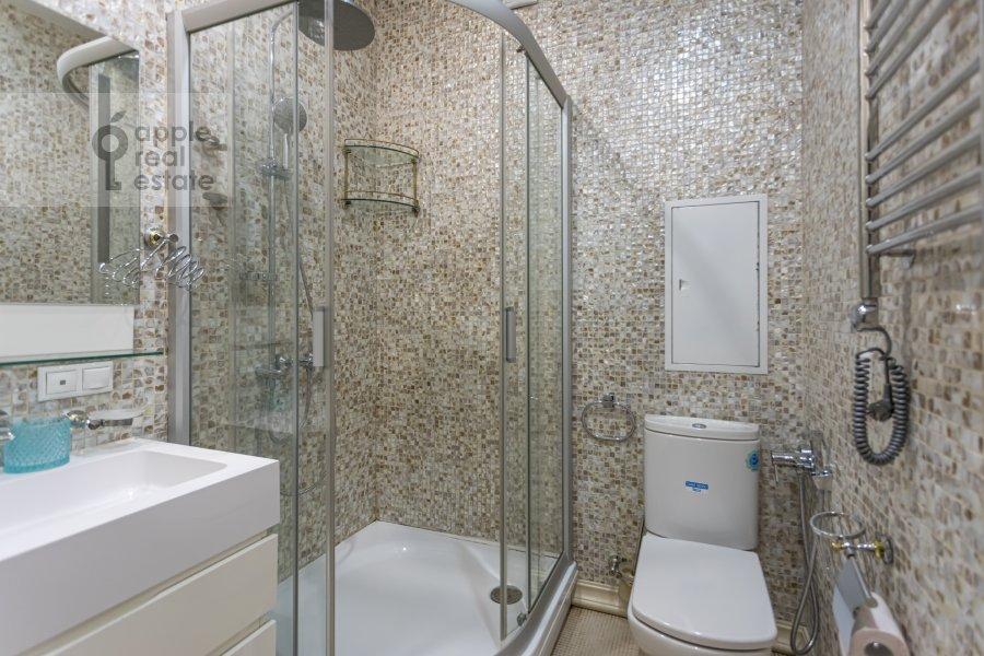 Гостиная в 3-комнатной квартире по адресу Староволынская ул. 12к3