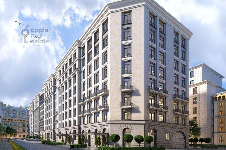 2-комнатная квартира по адресу Софийская набережная 34с4