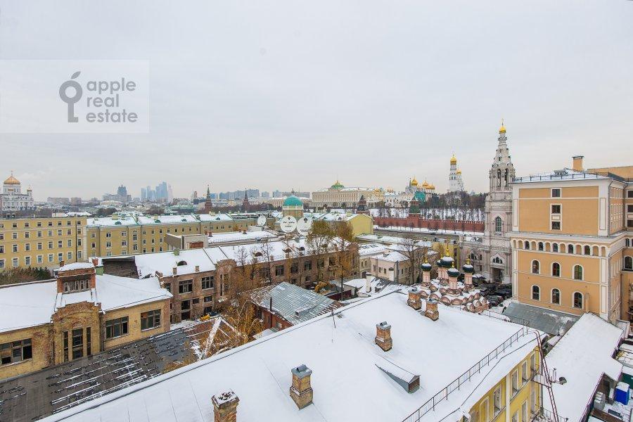 1-room apartment at Sofiyskaya naberezhnaya 34s4