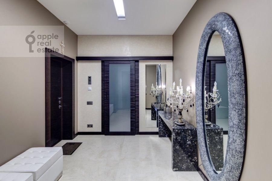 4-комнатная квартира по адресу Староволынская ул. 15к1
