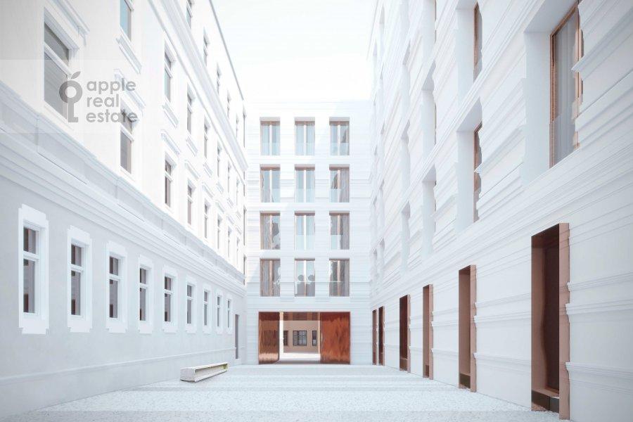 3-room apartment at g. Moskva, Bol'shaya Dmitrovka, 9s1