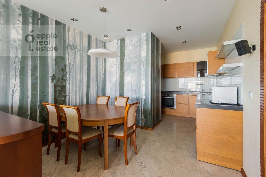 Kitchen of the 5-room apartment at Vernadskogo pr-t, 94k1