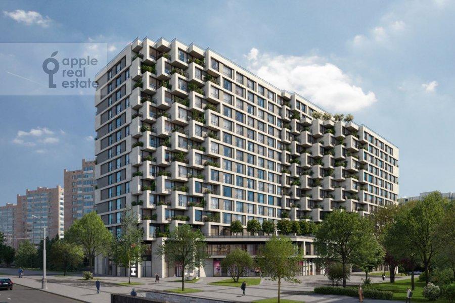 2-комнатная квартира по адресу г. Москва, Проспект Мира, вл.95