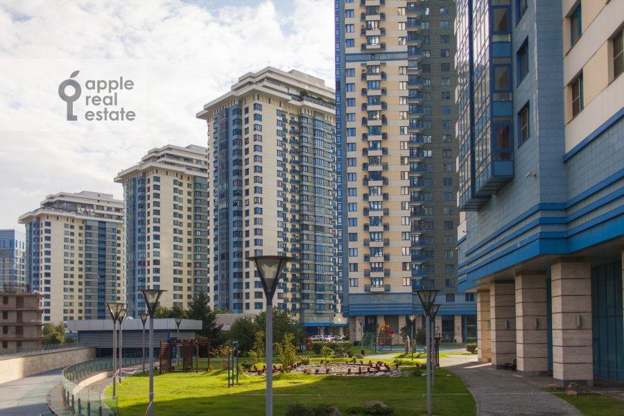 4-комнатная квартира по адресу Мосфильмовская улица 70к6