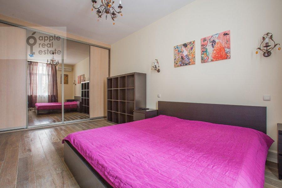 Спальня в 2-комнатной квартире по адресу Кутузовский пр-т. 4к2