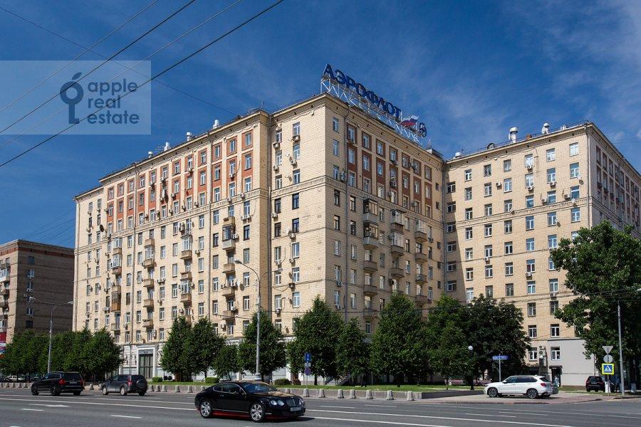 Фото дома 2-комнатной квартиры по адресу Кутузовский пр-т. 4к2