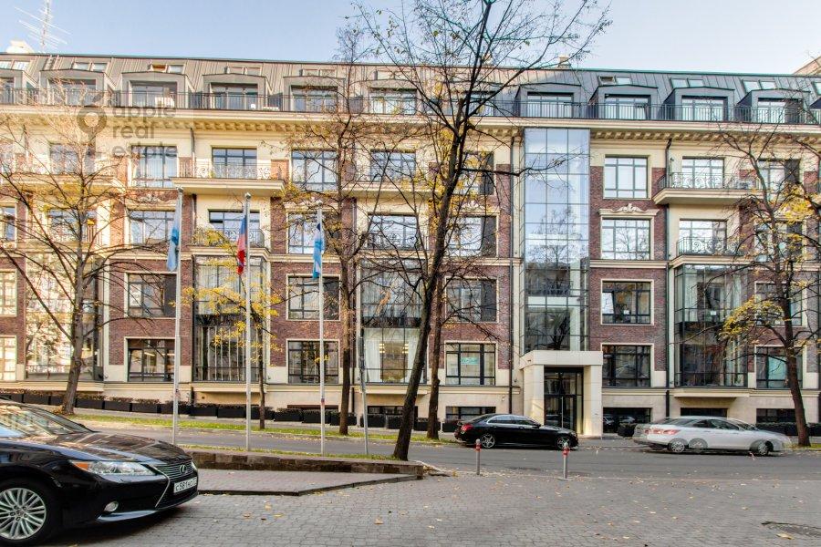 Фото дома 2-комнатной квартиры по адресу Комсомольский проспект 42с2