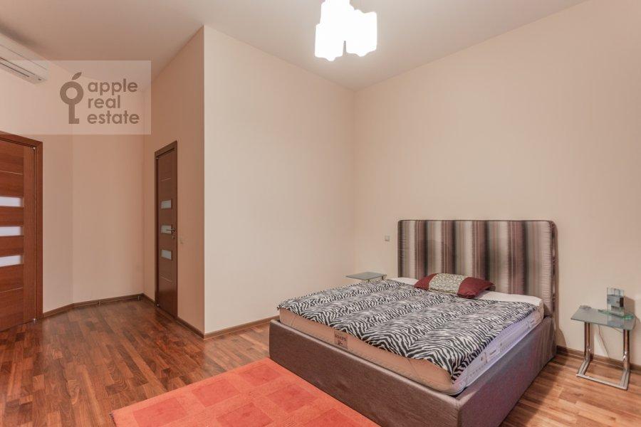 Спальня в 5-комнатной квартире по адресу Варсонофьевский пер. 6