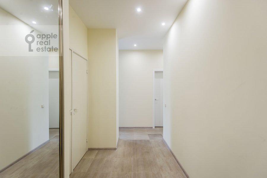 Corridor of the 2-room apartment at Tverskaya ul. 6
