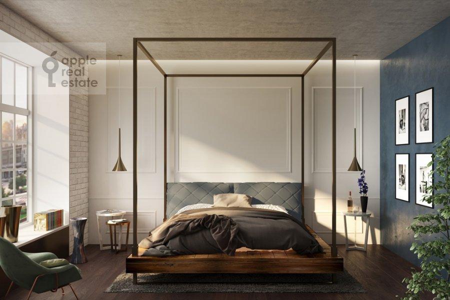 3-комнатная квартира по адресу Большая Полянка 9С