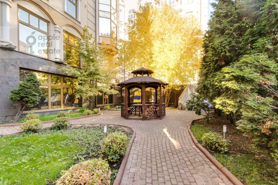 4-комнатная квартира по адресу Земледельческий пер. 11