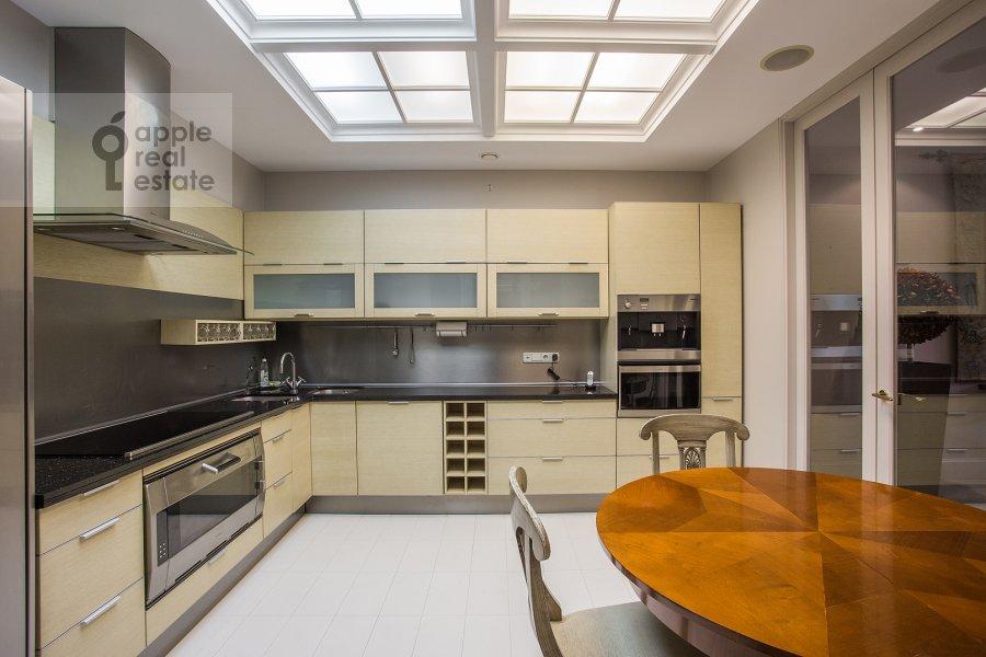 Kitchen of the 5-room apartment at Filippovskiy per. 8