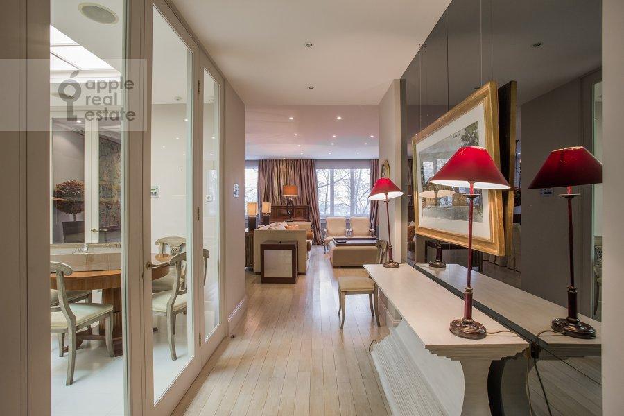 Corridor of the 5-room apartment at Filippovskiy per. 8