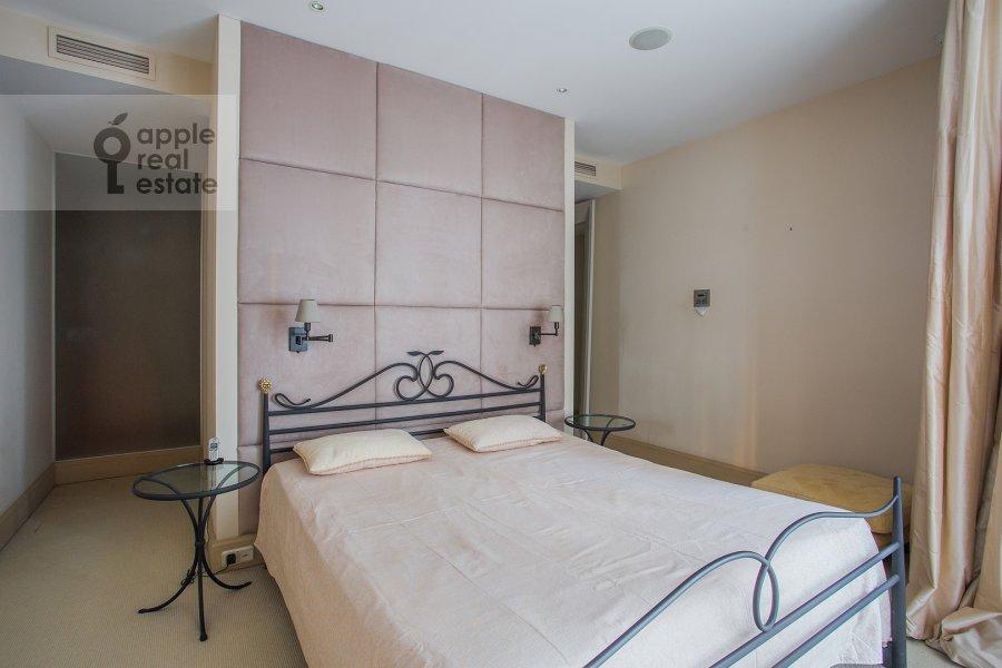 Bedroom of the 5-room apartment at Filippovskiy per. 8