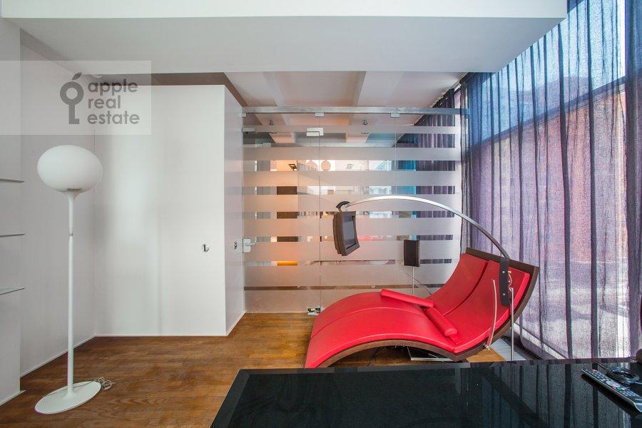 Детская комната / Кабинет в 4-комнатной квартире по адресу Климашкина 17С2