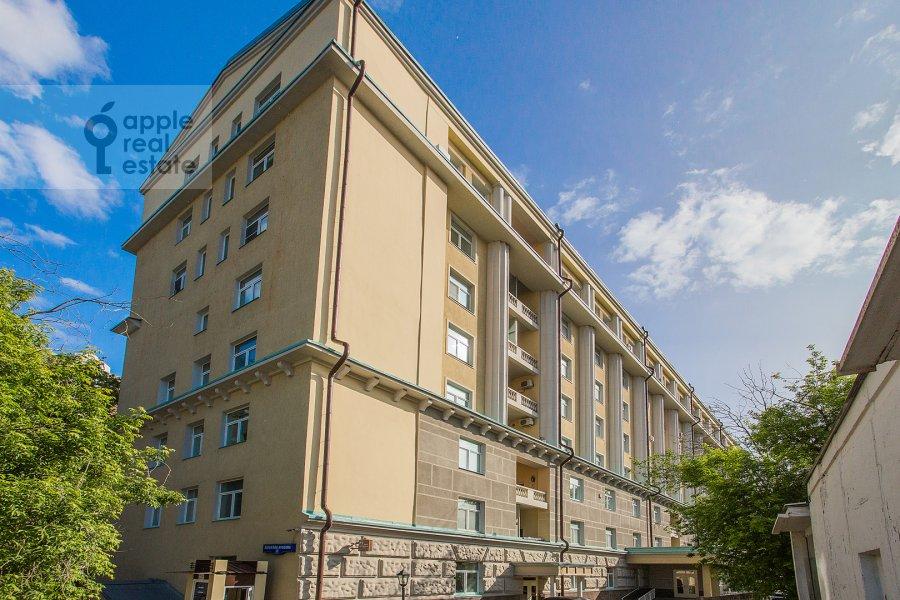 Фото дома 1-комнатной квартиры по адресу Красина пер. 16с1 16с1