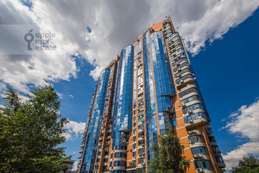 Фото дома 4-комнатной квартиры по адресу Ленинский проспект 116к1