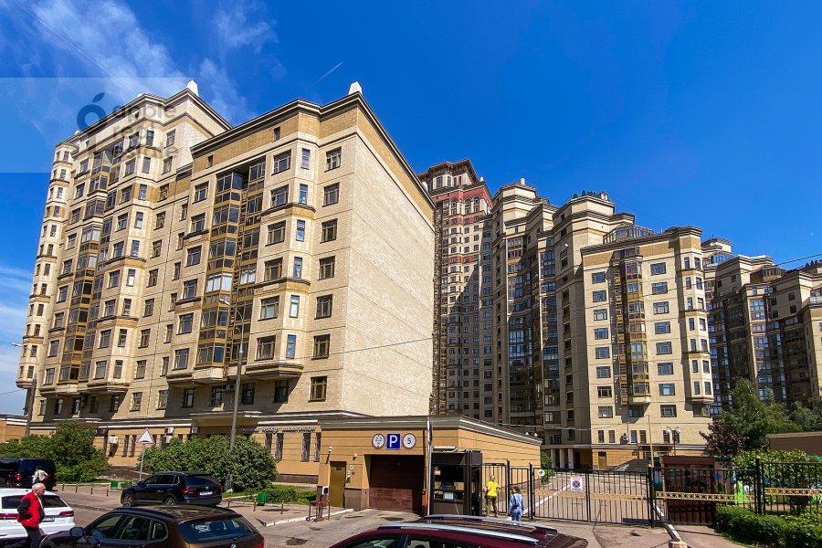 Фото дома 3-комнатной квартиры по адресу Мичуринский пр-т. 3