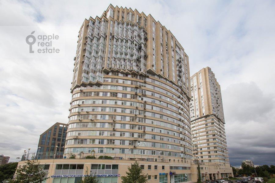 Фото дома 3-комнатной квартиры по адресу Нахимовский пр-т. 56