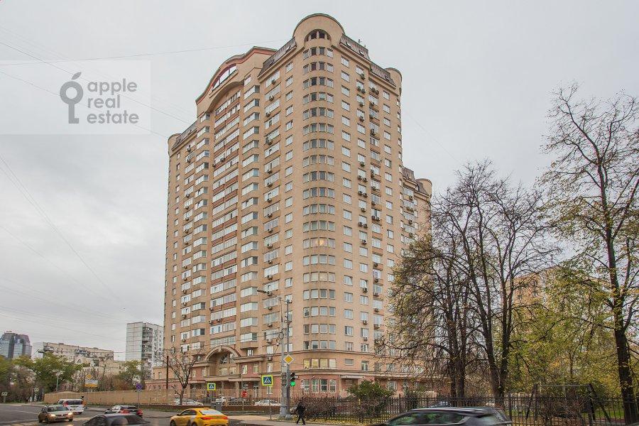 Фото дома 3-комнатной квартиры по адресу Грохольский пер. 28