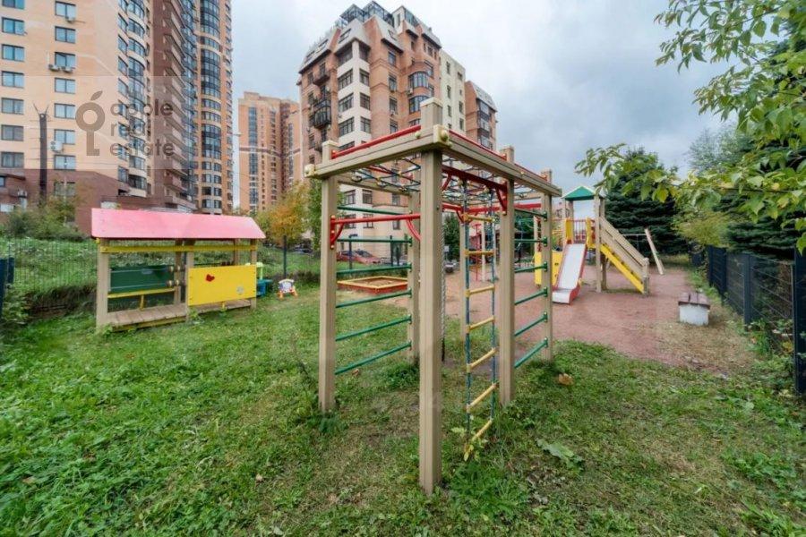 Фото дома 3-комнатной квартиры по адресу Нежинская улица 8К3