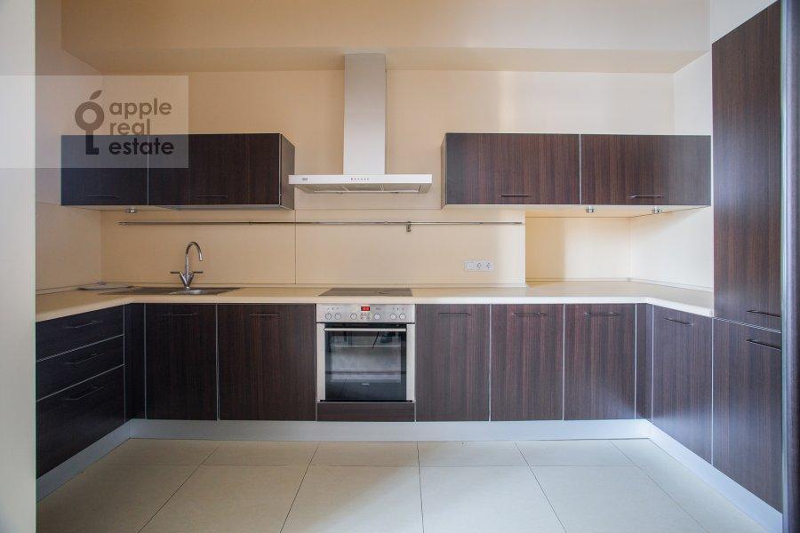 Кухня в 3-комнатной квартире по адресу Казачий 2-й пер. 4 с 1