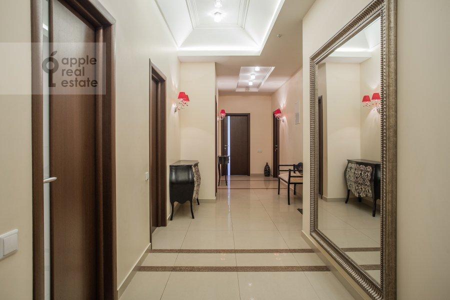 Corridor of the 3-room apartment at Kazachiy 2-y per. 4 s 1