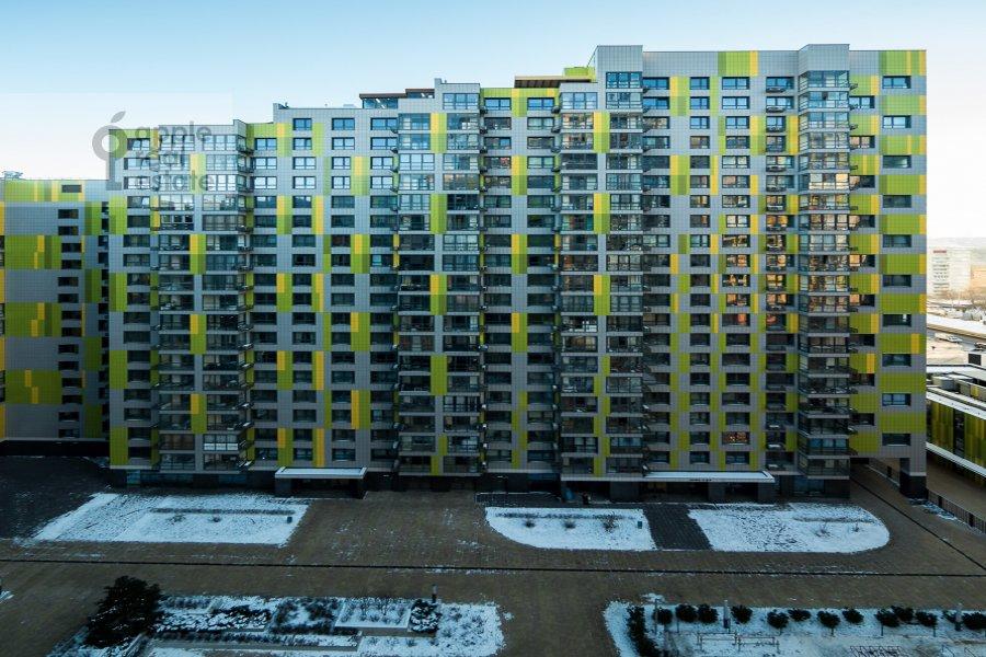 2-room apartment at Beregovoy pr. 5k2