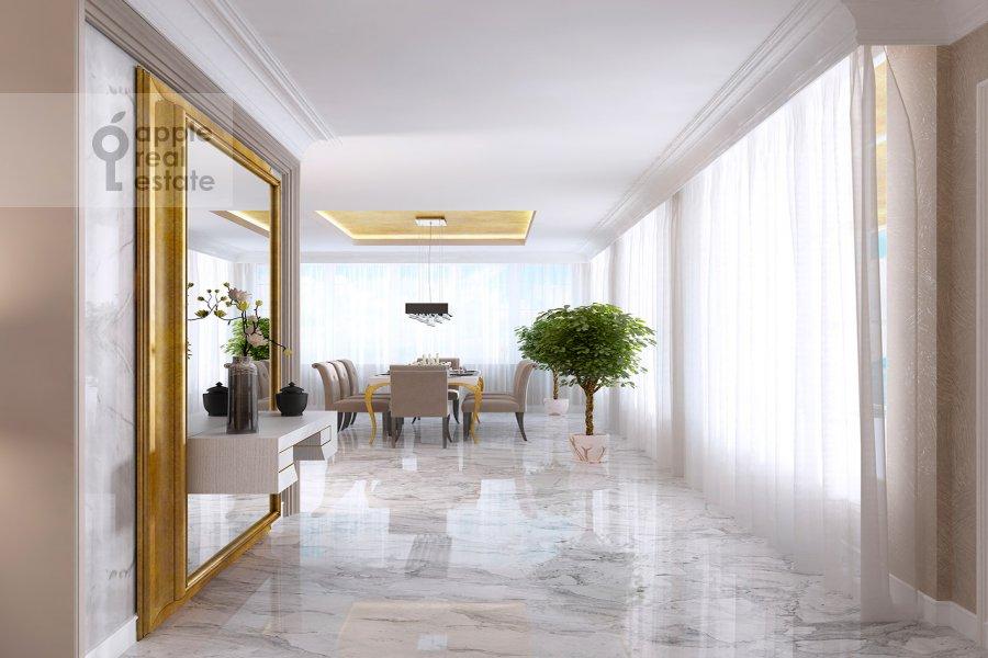 2-room apartment at Kutuzovskiy pr-t. 12