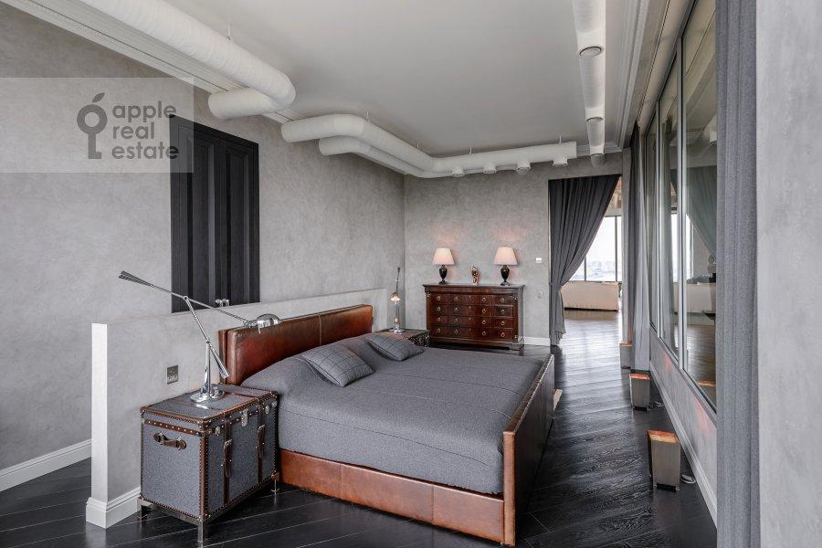 Спальня в 5-комнатной квартире по адресу Мичуринский пр-т. 6к2