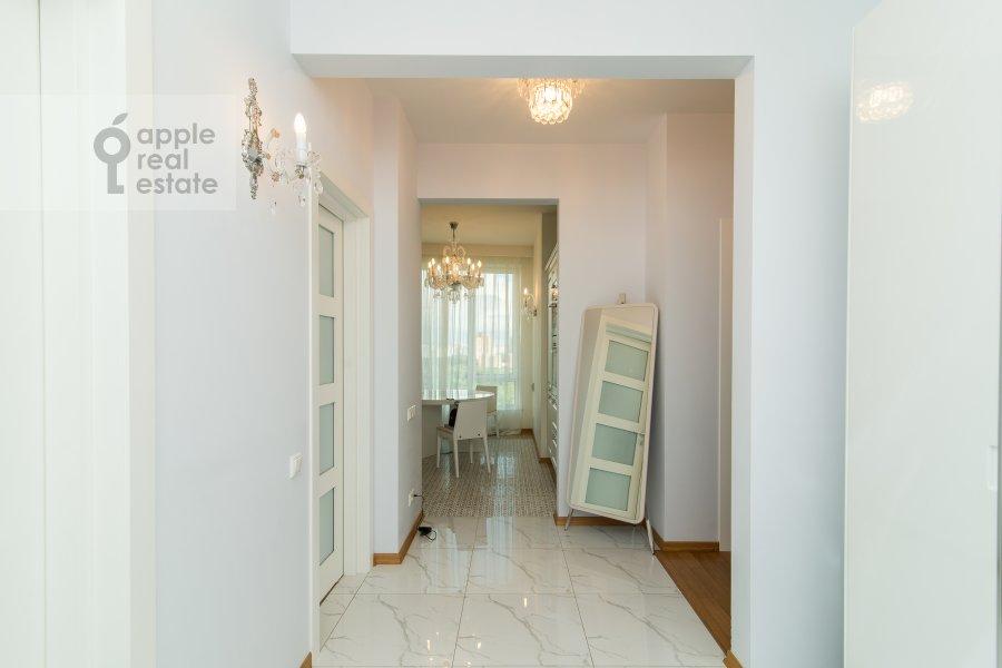 Corridor of the 2-room apartment at Davydkovskaya ul. 18