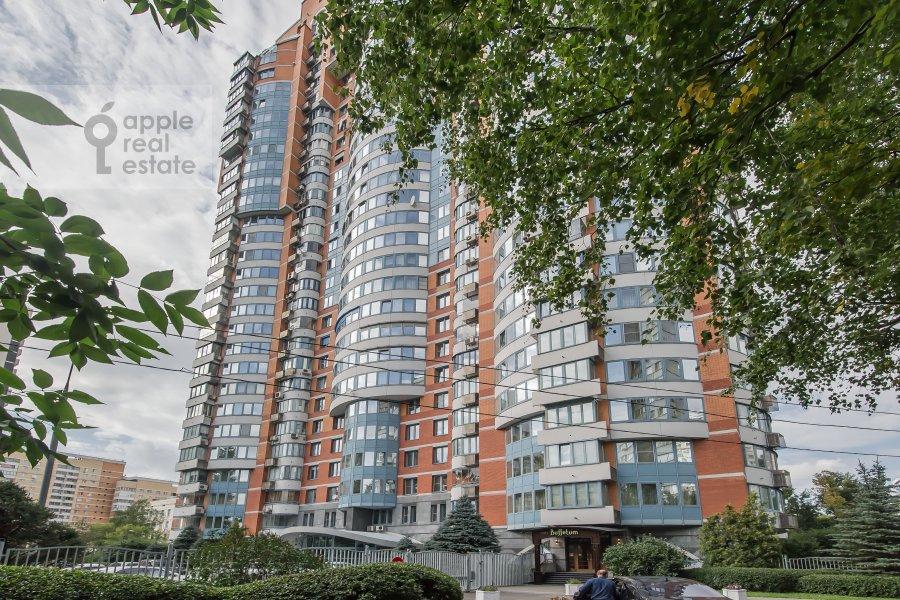Фото дома 4-комнатной квартиры по адресу Ленинский проспект 128