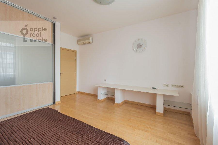 Спальня в 4-комнатной квартире по адресу Ленинский проспект 128
