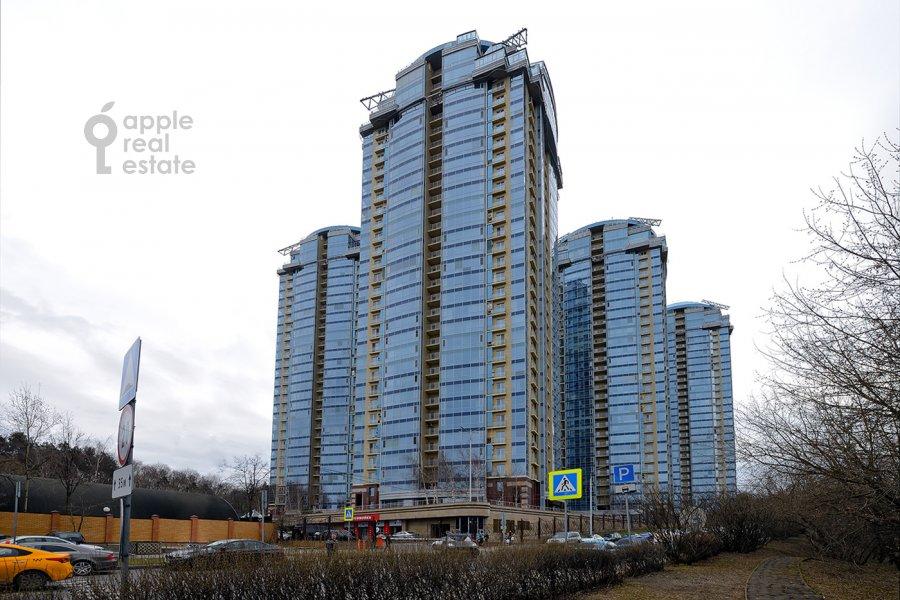 Photo of the house of the 4-room apartment at Nezhinskaya ul. 1k1