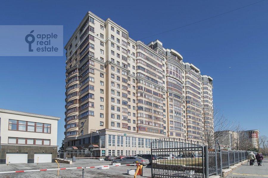 Фото дома 4-комнатной квартиры по адресу Мичуринский проспект 6к2