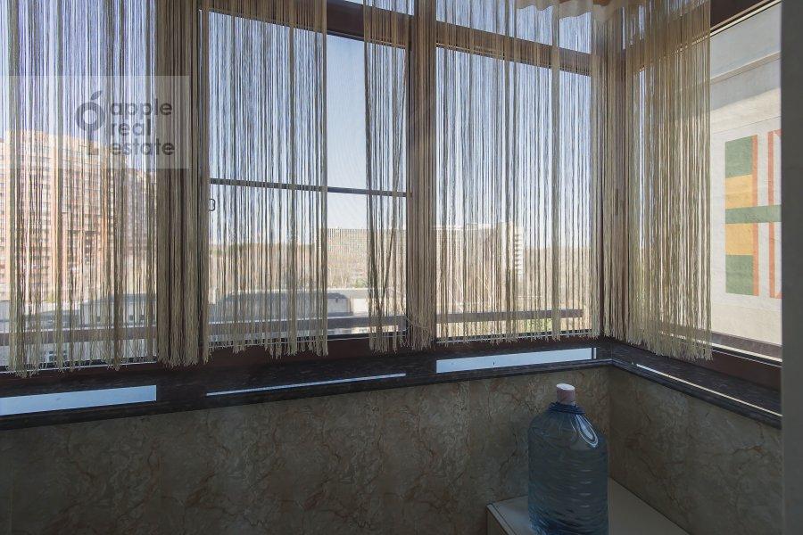 Балкон / Терраса / Лоджия в 4-комнатной квартире по адресу Мичуринский проспект 6к2