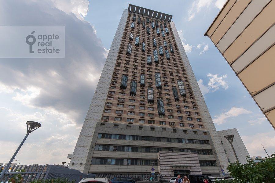 Photo of the house of the 3-room apartment at Khoroshevskoe shosse 16k2