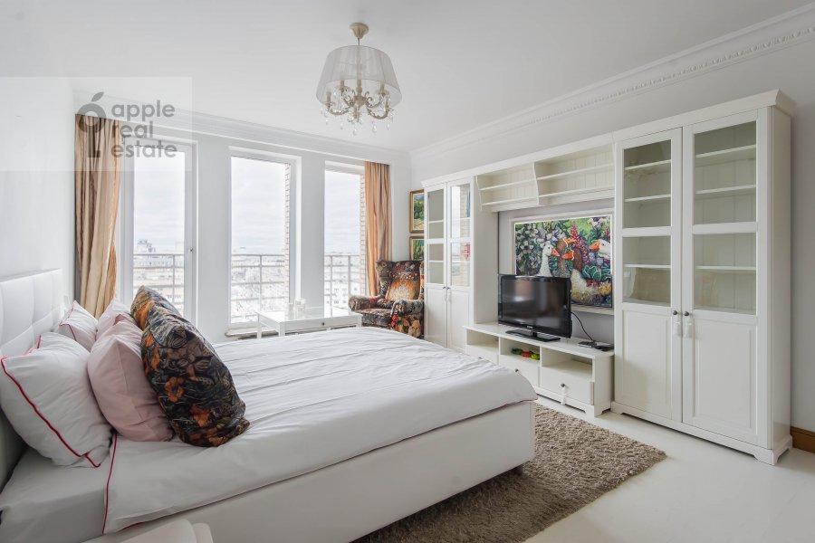Living room of the 1-room apartment at Gruzinskaya Bol'shaya ul. 37s2