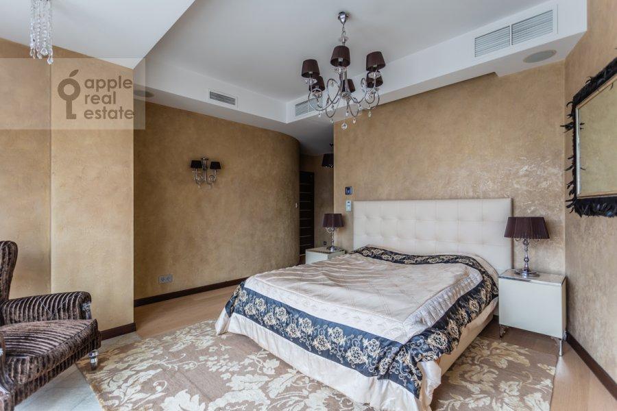 Bedroom of the 2-room apartment at Bol'shaya Yakimanka 22K3