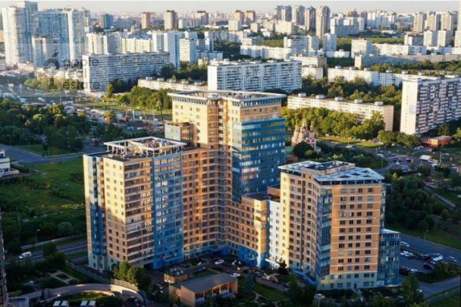 Фото дома 3-комнатной квартиры по адресу проспект Вернадского 92к1