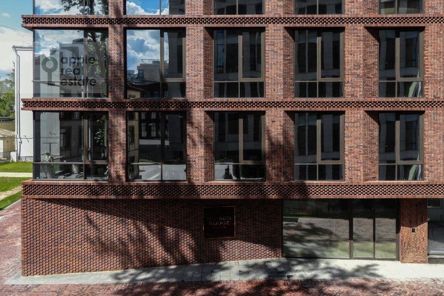 4-комнатная квартира по адресу Москва, Палиха 4