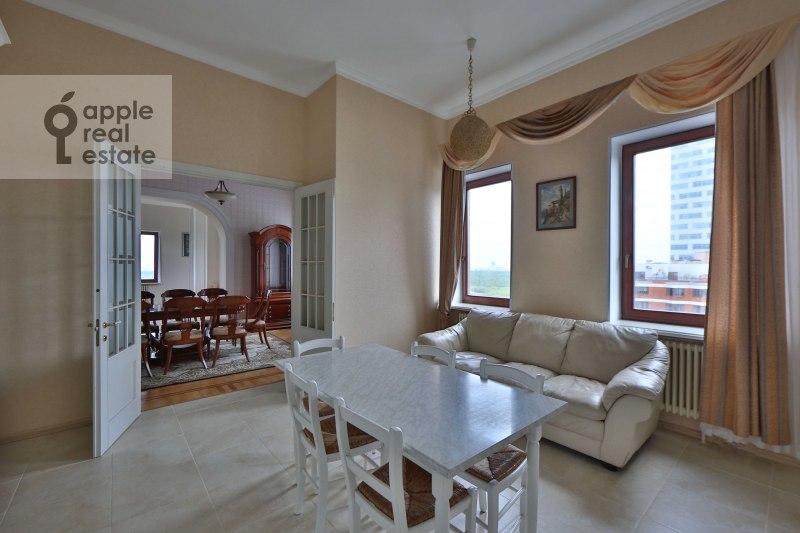 5-комнатная квартира по адресу Крылатские Холмы ул. 7к2