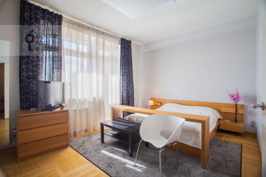 Bedroom of the 3-room apartment at Sukharevskiy Bol'shoy per. 11