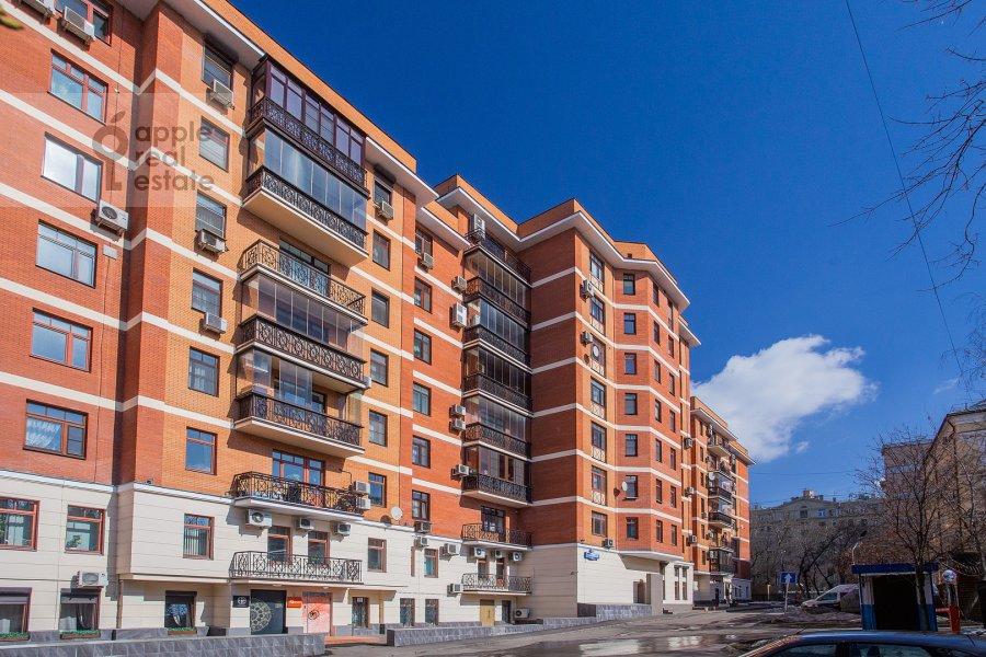 Фото дома 3-комнатной квартиры по адресу Сухаревский Большой пер. 11