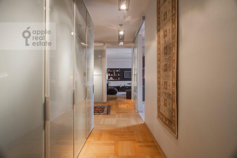 Corridor of the 3-room apartment at Sukharevskiy Bol'shoy per. 11
